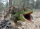 почти тиранозавр